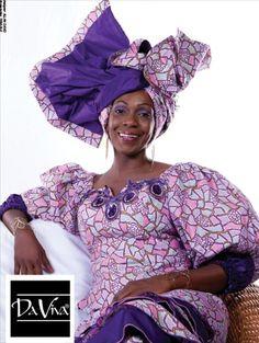 Da Viva est une compagnie textile qui fabrique et commercialise des imprimés pagne. La compagnie propose également une ligne de vêtements prêt-à-porter. Da Viva est bien implanté en Afrique de l'Ouest: Nigéria, Ghana, Bénin, Côte d'Ivoire et Sénégal. Et un pays d'Afrique centrale: la République Démocratique du Congo. Un style unique, un subtile mixte de ...