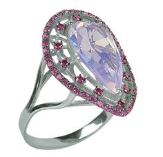 Amazing gemstones by Art-Jeweller Totally amazing to give away for Sant Valentine's day this perfect ring for making to your lover feel like a princess www.art-jeweller.com