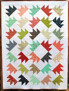 Gingerbread Cake Mix Quilt
