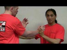 Wing Chun Muk Jong (Wooden Dummy) Beginners Training Drill Developing One…