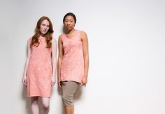 Sunset is the perfect balance of a bright and muted pink hue, making this color a customer favorite this summer. Introduced in our Core Essentials, Sunset is now available in our hand-embroidered Sylvan design with and without beaded details. A selection of our Collection garments is crafted entirely by hand. Some pieces feature a combination... Read on