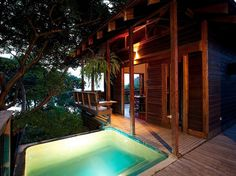 Incredible Tree House Hotels : Condé Nast Traveler