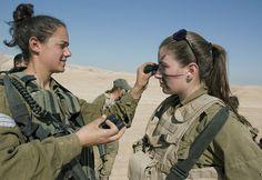 soliders   Israeli female soldiers