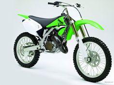 Motorcycles classifieds: KX 125 1987 MOTORCROSS BIKE - United Kin