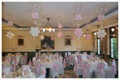 Panke-Ballons - Hochzeit