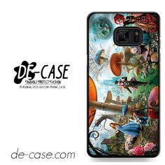Alice In Wonderland Party DEAL-523 Samsung Phonecase Cover For Samsung Galaxy Note 7