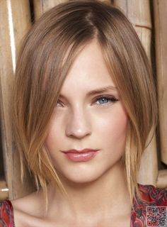 37. Face #Framing - 38 Hairstyles for Thin Hair to Add #Volume and Texture ... → Hair #Respects