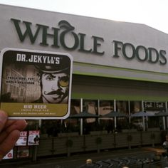 Look for us in whole foods!