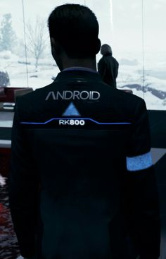 Detroit Become Human | Connor RK800