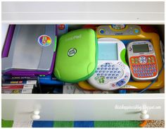 this is happiness: toy organization ~ wall storage system