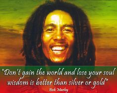 99 LIFE CHANGING BOB MARLEY QUOTES - OFFICIAL