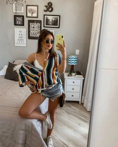 Best Jeans For Women Jeans Boyfriend Casual Summer Outfits For Teens, Summer Outfits Women 30s, Summer Outfit For Teen Girls, Spring Outfits, Trendy Outfits, Fashion Outfits, Woman Outfits, Fashion Trends, Club Outfits