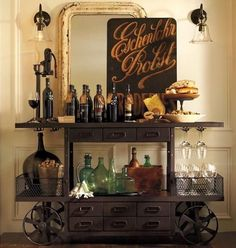 Original Home Bars And Cocktail Mixing Stations