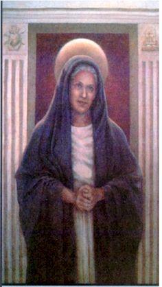 St. Monica, Patron Saint of Mothers
