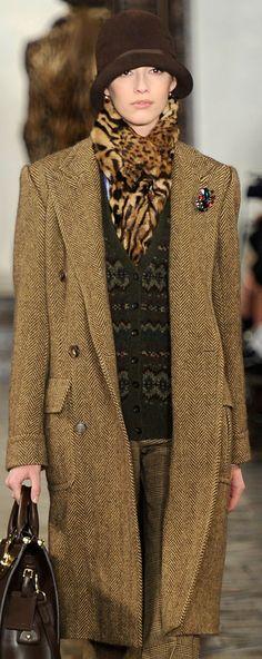 Ralph Lauren - Timeless Look.