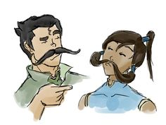 I like your 'stache by elven-thespian.deviantart.com on @deviantART