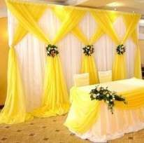 33 ideas for wedding reception diy backdrop Party Kulissen, Party Ideas, House Party, Diy Ideas, Wedding Reception Backdrop, Curtain Backdrop Wedding, Wedding Ceremony, Diy Backdrop, Curtain Designs