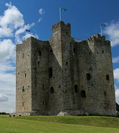 Trim Castle,  Ireland!