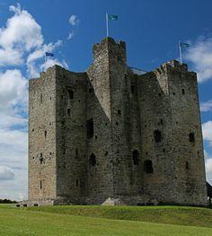 Trim Castle,  Ireland!