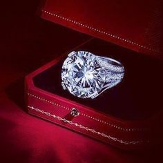 Cartier diamond ring ~ Law and Fashion -Criminal Intent- Jewelry Box, Jewelery, Fine Jewelry, Bling Bling, Diamond Are A Girls Best Friend, Beautiful Rings, Beautiful Life, Diamond Jewelry, Diamond Rings