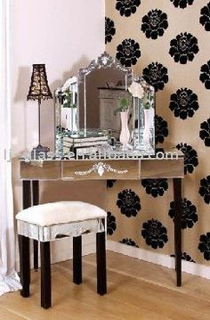 Mirrored Dressing Table,Mirror Vanity Sets,Venetian Mirror Dressing Table Lydia Photo, Detailed about Mirrored Dressing Table,Mirror Vanity Sets,Venetian Mirror Dressing Table Lydia Picture on Alibaba.com.
