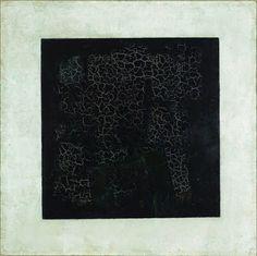 Kazimir Malevich - Black Square, 1913