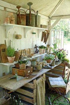 syflove:  garden time
