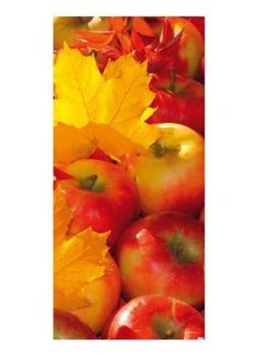 Apfelernte Motivdruck Papier