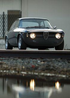 Alfa Romeo's Sports Sedan is a Future Classic: HagertyThe 2017 Alfa Romeo Giulia Quadrifoglio has Alfa Romeo Gta, Alfa Giulia, Transportation Design, Sports Sedan, Amazing Cars, Sport Cars, Luxury Lifestyle, Vintage Cars, Vintage Type