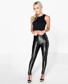 http://www.quickapparels.com/women-skinny-high-waisted-pu-leather-trouser.html