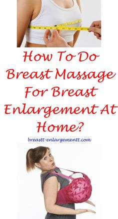 breast enlargement methods without surgery