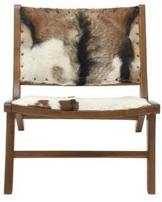 Cole & Grey Lounge Chair