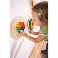 Learning Walls by HABA, Color Fold, 092759