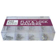 Metalen ringen klein assortiment 250 st