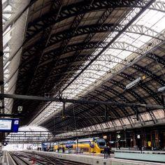 Central Station #Amsterdam