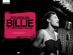 Billie Holliday in Couleurs Jazz #10