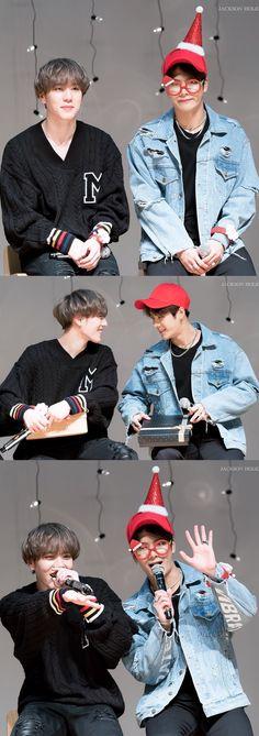 Yugyeom and Jackson :)