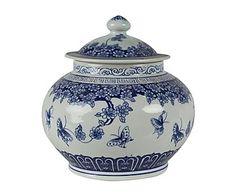 Tibor de cerámica III