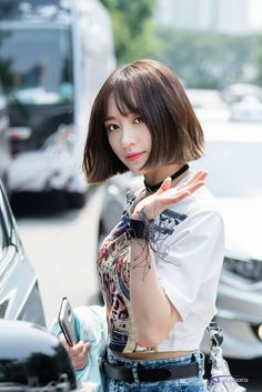 EXID Hani #Fashion #Kpop