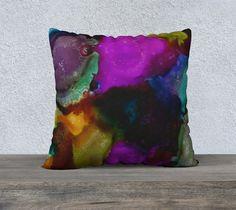 Contempo II - Pillow Cover, Square, 22x22