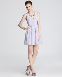 Shoshanna Dresses Bloomingdales Shoshanna Dress Quinn V Neck