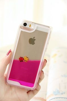 Fancy | Fish in Pink Water iPhone Case