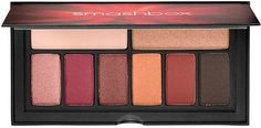 Smashbox Cover Shot Eyeshadow Palette in Ablaze...similar shades as in the UD Naked Heat Palette!