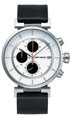 Issey Miyake W watch