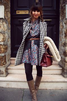 amazing bag, lovely outfit