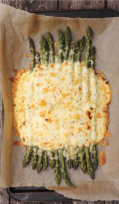 """Proud to be a @Society south contributor (the """"Modern #Southern Experience!"""") My first post in TASTE is live: Creamy Baked Asparagus and Aged Cheddar #recipe societysouth.com/..."""