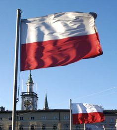 Polish Flag Day was established in 2004 and is observed on May 2. Though Poland's flag may be more widely flown on this day, it can always be seen at important government buildings like the Presidential Palace in Warsaw.