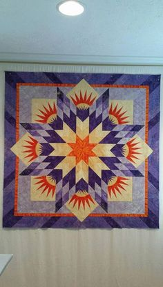 Summer Solstice, Quiltworx.com, Made by Martie.