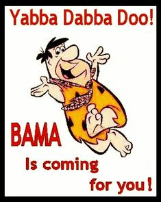 hahaha RTR ~ Check this out too ~ RollTideWarEagle.com sports stories that inform and entertain and Train Deck to learn the rules of the game you love. #Collegefootball Let us know what you think. #Nicksaban #BAMA #RollTide #Alabama
