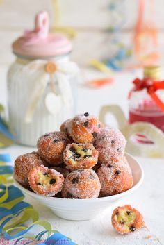 Macarons, Breakfast Muffins, Latest Recipe, Köstliche Desserts, Mediterranean Recipes, I Foods, Doughnut, Italian Recipes, Good Food